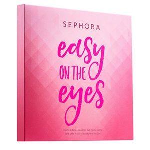 Sephora Easy On The Eyes Eyeshadow Palette